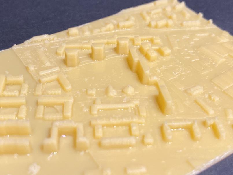 London, 3D printed